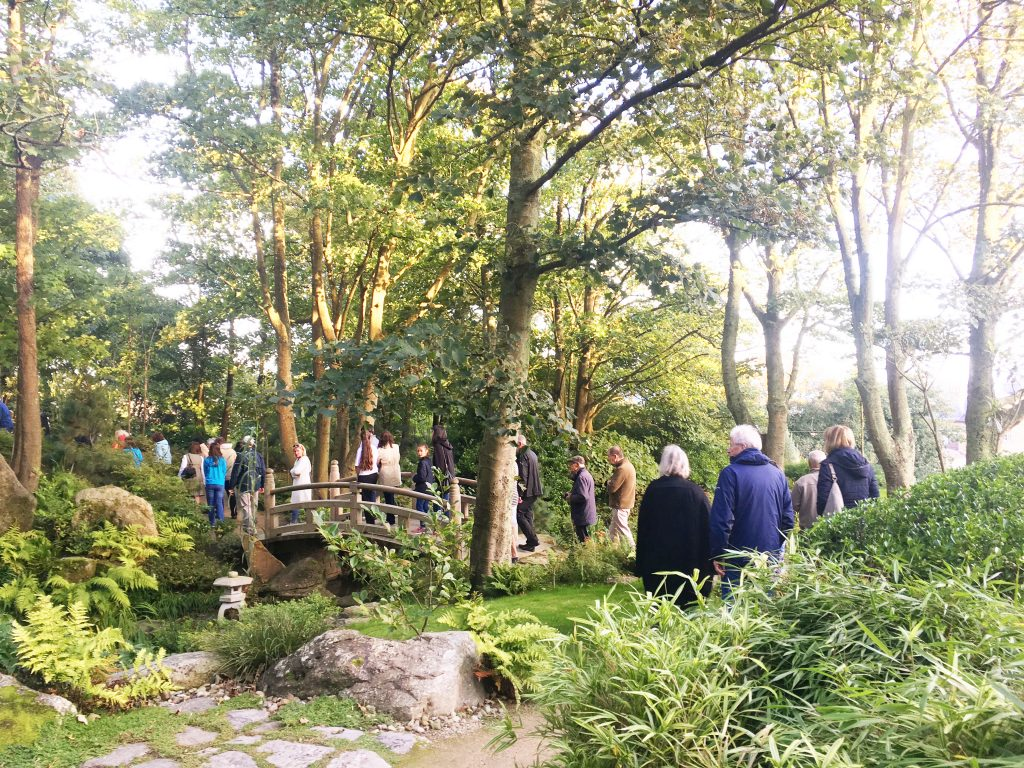 guided tour lafcadi hearn japanese gardens