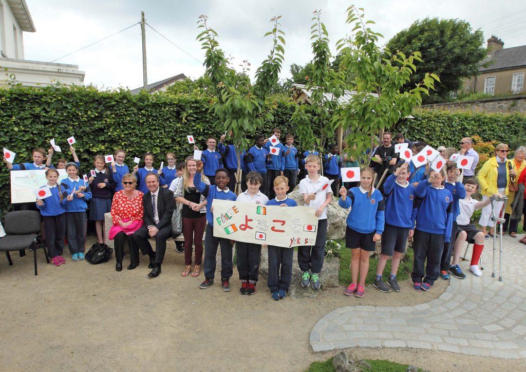 children lafcadio hearn gardens