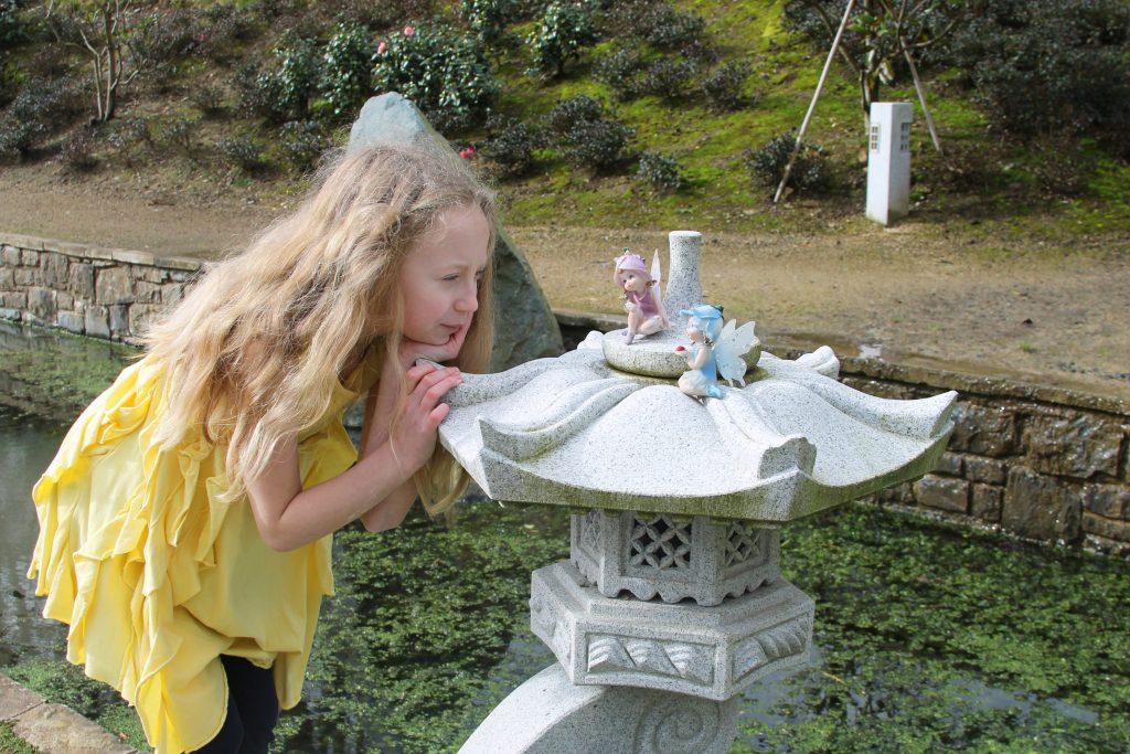 fairy trail japanese gardens tramore