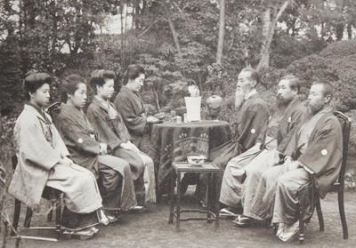 setsu koizumi tea ceremony
