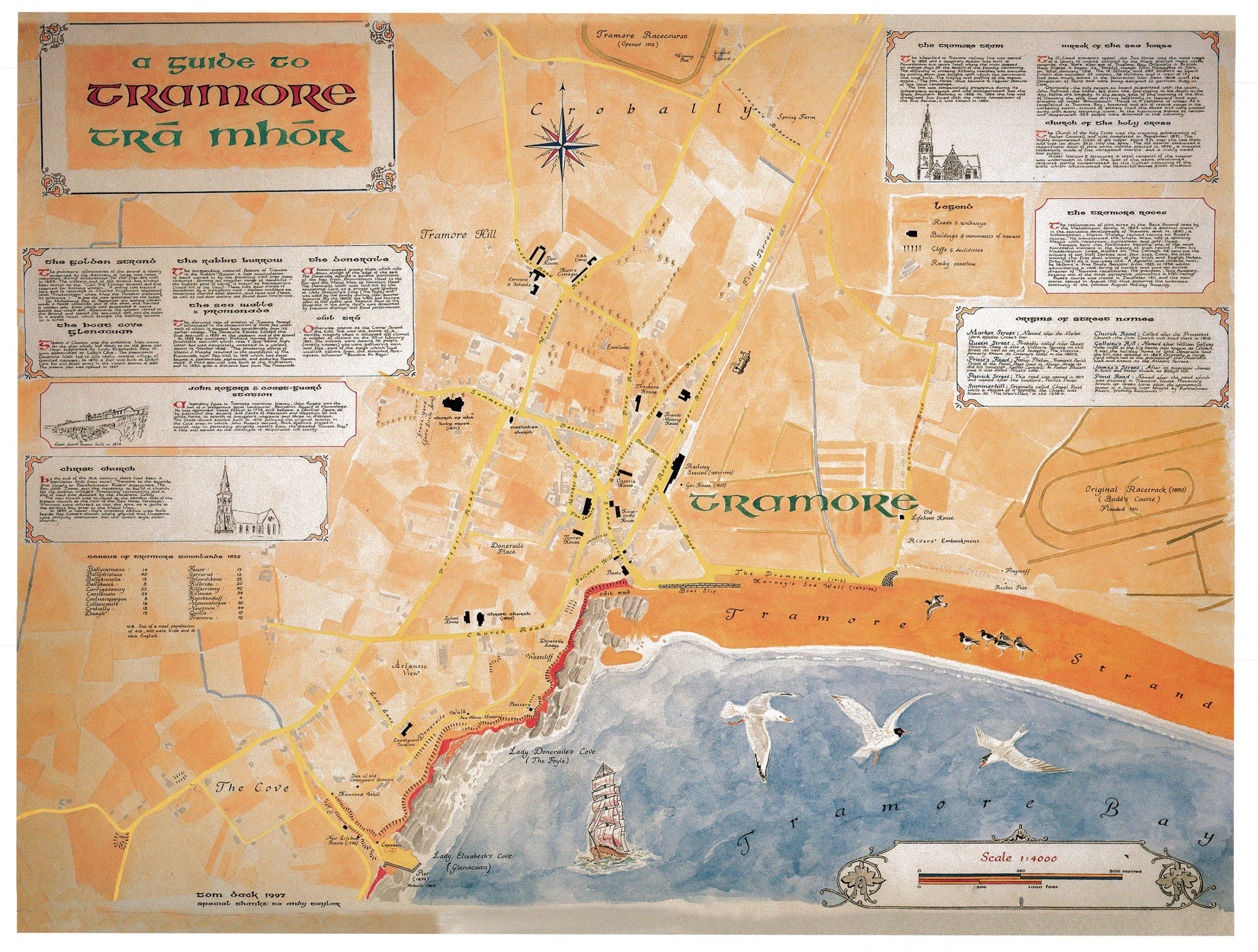 "<span itemprop=""name"">Historic Tramore Town Map</span>"